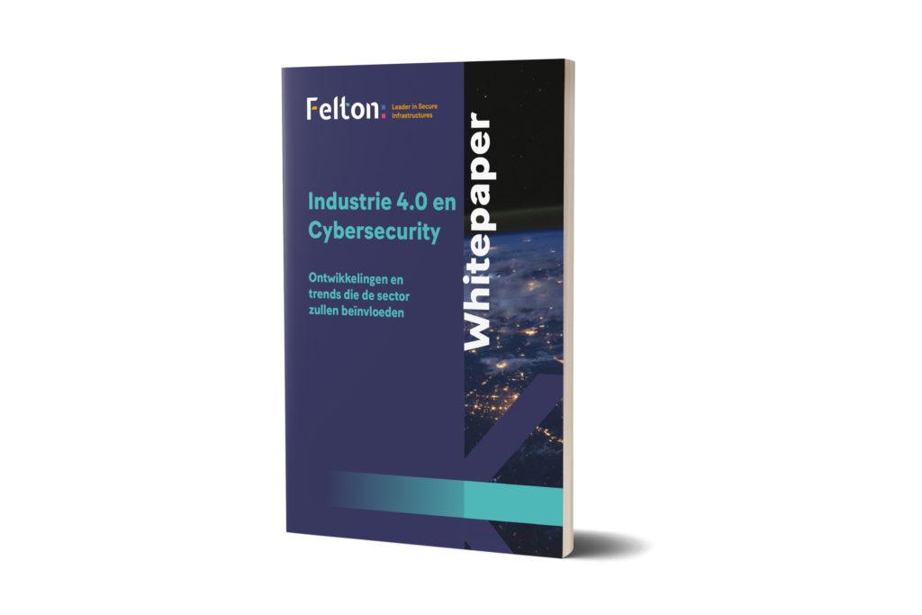 Industrie 4.0 en Cybersecurity afbeelding