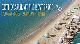 Hotel Ibersol Cavaliere Sur Plage</br>Cote Azur