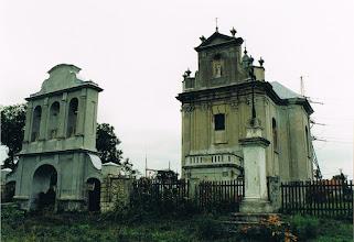 Photo: Kościół w lipcu 2002, fot. E. Wojtowicz.