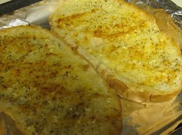 Kitty's Easy  Cheesy Garlic Bread Recipe