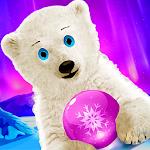 Polar Bear Bubble Shooter Icon