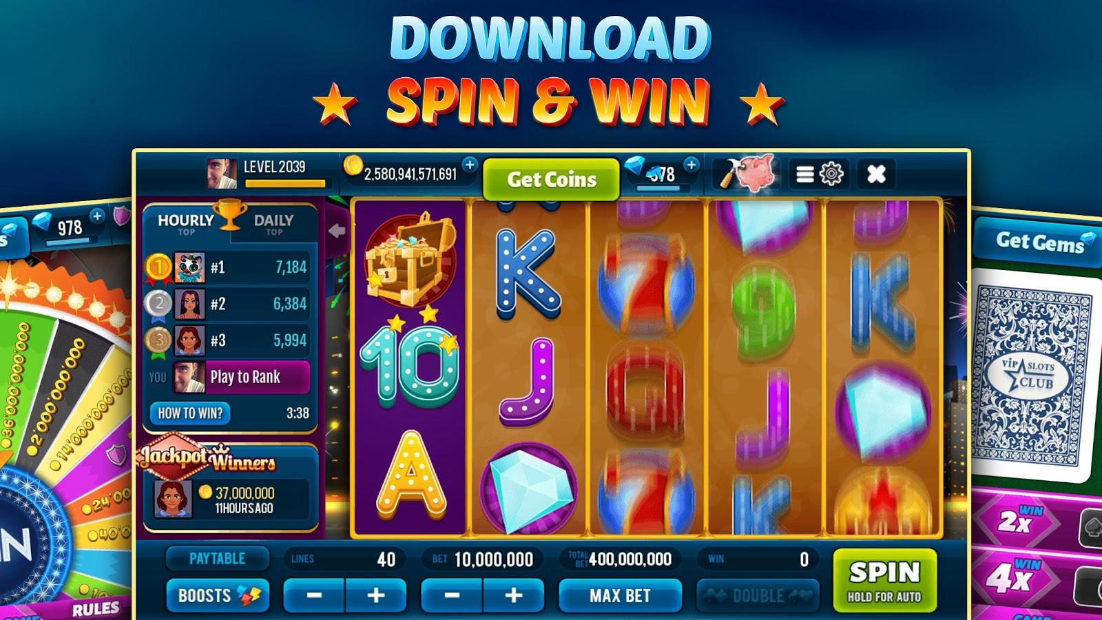 casino slots club