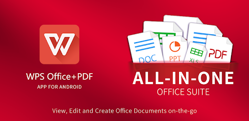 WPS Office - Word, Docs, PDF, Note, Slide & Sheet - Apps on