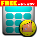 AreaCalculatorFree byNSDev icon