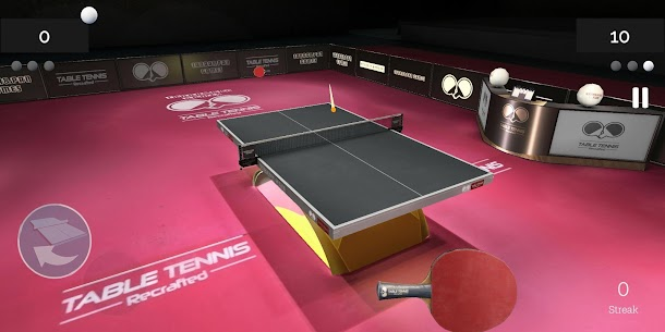 Table Tennis Recrafted: Genesis Edition 2019 7