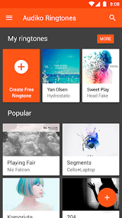 Audiko ringtones- screenshot thumbnail