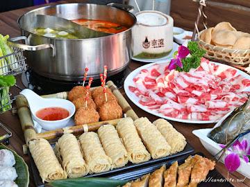 泰滾 Rolling Thai 泰式火鍋 崇德店