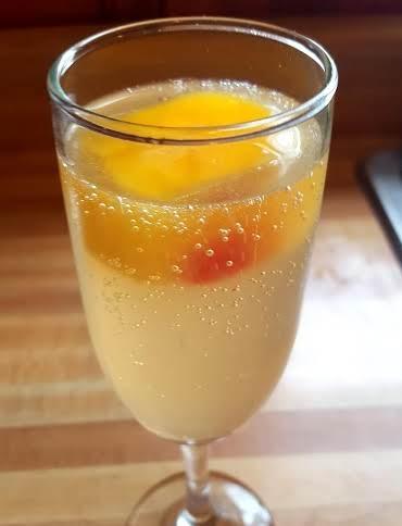 A Fun Wayto Do Mimosas!