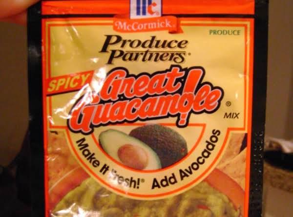 Di's Chunky Guacamole Recipe