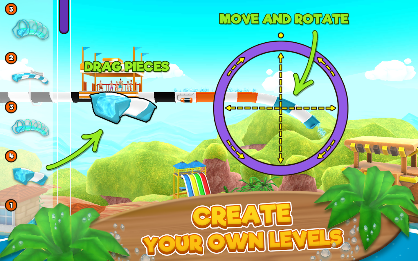 Uphill Rush Racing- screenshot
