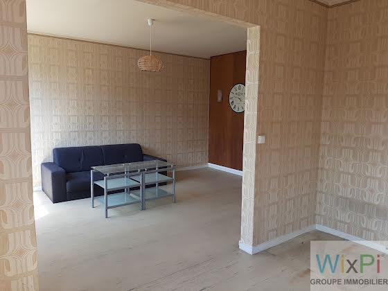 Location appartement meublé 3 pièces 73,86 m2