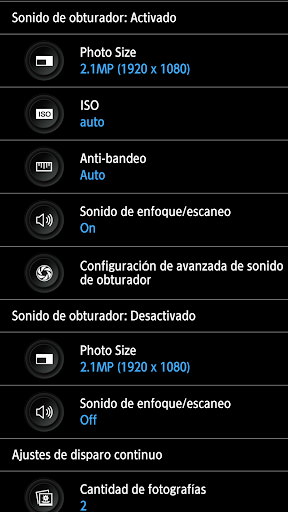 HD Camera Pro para Android