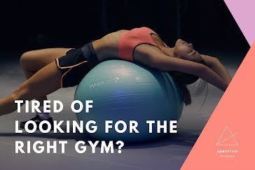 Looking for the Right Gym - Postcard Template