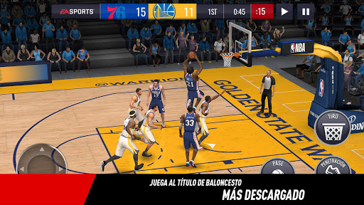 NBA LIVE Mobile Baloncesto  trampa 1