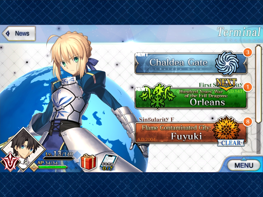 Fate/Grand Order (English) 1.42.1 screenshots 12