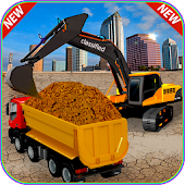 New Road Construction 3D: City Construction Games