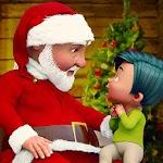 Christmas Santa Gift Delivery Simulator Hero Icon
