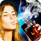 Smoking Vape game prank icon