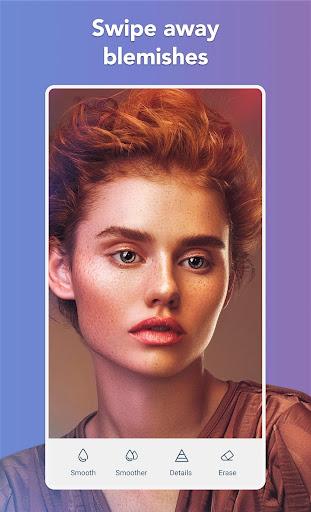 Facetune2 - Selfie Editor, Beauty & Makeover App 2.3.7-free Screenshots 3