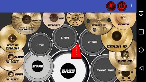 Rock Drum Kit screenshots 1