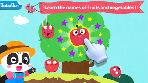 Baby Panda's Fruit Farm - Apple Family 8.40.00.11 screenshots 1
