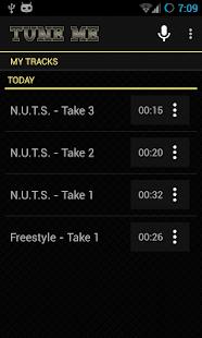 Tune Me- screenshot thumbnail