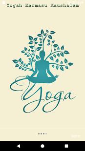 YogaFi - náhled