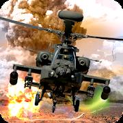 Gunship Helicopter Battle Impossible War Simulator
