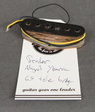 Fender Abigail Ybarra 69 Telecaster Bridge Pickup. USED. Very good condition.
