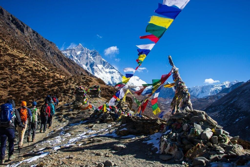 Nepal reopening for trekkers and climbers