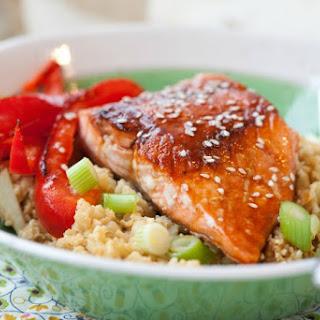 Teriyaki Salmon Recipe (Grain-Free, Paleo)