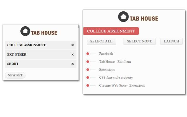 Tab House