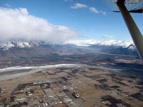 Photo: Departing Anchorage on Sunday 5/1/2011 Headed for Tok Junction