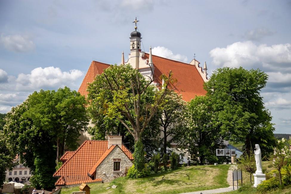 kościół farny św. Jana Chrzciciela i św. Bartłomieja