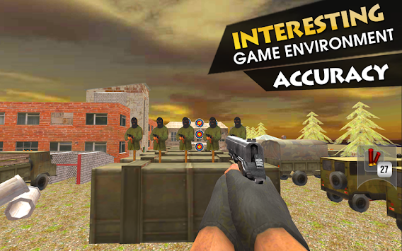 Real Elite Army Training : Free Shooting Game