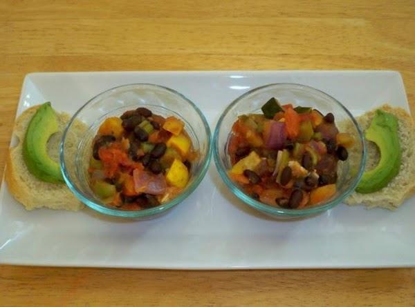 Harvest Chili Recipe