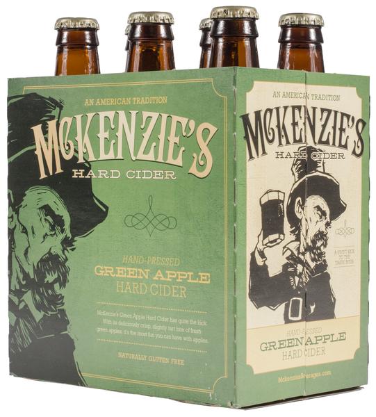 Logo of McKenzie's Green Apple