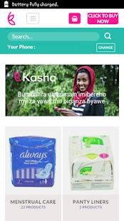 Kasha Vuba - náhled