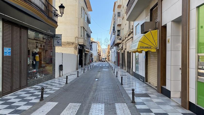 Avenida Manuel Salmerón de Berja