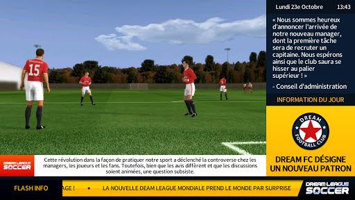 Dream League Soccer 2018  captures d'u00e9cran 13