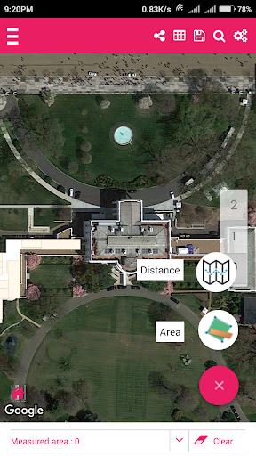 Geo Measure Area calculator  screenshots 3