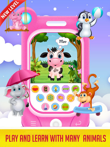 Princess Baby Phone - Kids & Toddlers Play Phone android2mod screenshots 11