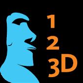 123D Moai Mod