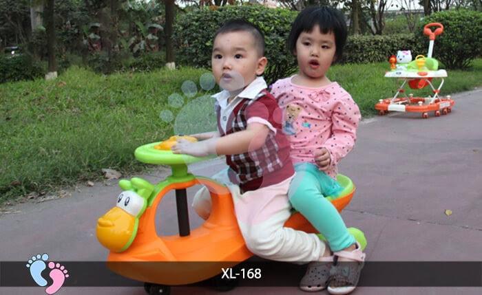 Xe lắc cho bé Broller XL-168 6