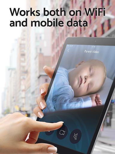 BabyCam: Baby Sleep Monitor & Nanny Cam - 3G, Wifi  screenshots 10