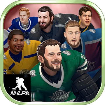 Puzzle Hockey MOD APK 2.18.0 (Unlimited Coins & Gems)