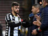 Ecarté des terrains, Massimo Bruno a vibré pour le Sporting de Charleroi