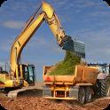 Sand Excavator Sim Truck 2016 icon