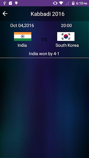 玩免費運動APP|下載Kabaddi World Cup 2016 New app不用錢|硬是要APP