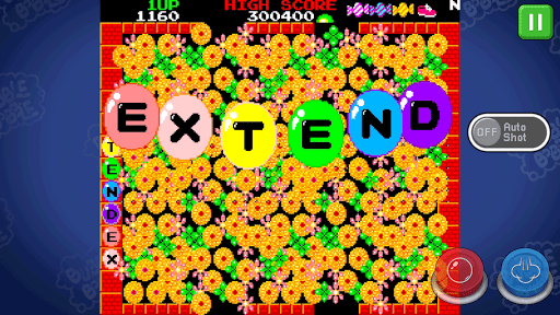 BUBBLE BOBBLE classic 1.1.3 screenshots 3